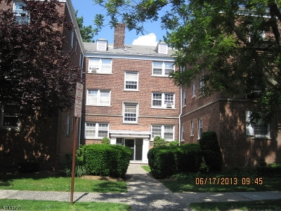 Newark City Condo/Townhouse For Sale: 63 Forest Hill Pkwy #2L