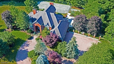 Tewksbury Twp. Single Family Home For Sale: 13 Hillview Dr