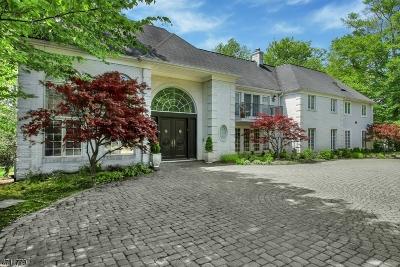 Livingston Twp. Single Family Home For Sale: 84 Shrewsbury Drive