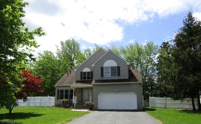 Old Bridge Twp. Single Family Home For Sale: 26 Donald Cir