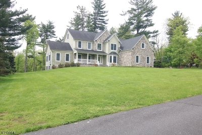 Union Twp. Single Family Home For Sale: 11 Gephardt Farm Rd