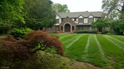 Essex County, Morris County, Union County Condo/Townhouse For Sale: 526 W. 8th Street #526