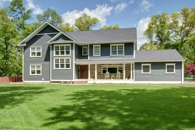 Livingston Twp. Single Family Home For Sale: 3 Winston Dr