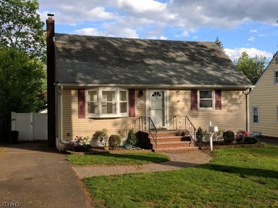 North Plainfield Boro NJ Single Family Home For Sale: $269,000
