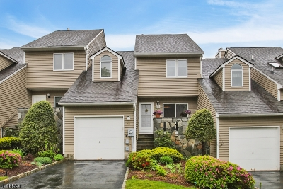 West Orange Twp. Condo/Townhouse Active Under Contract: 23 Fowler Dr