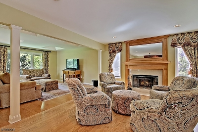 Bedminster Twp. Single Family Home For Sale: 11 Steeple Chase Ct