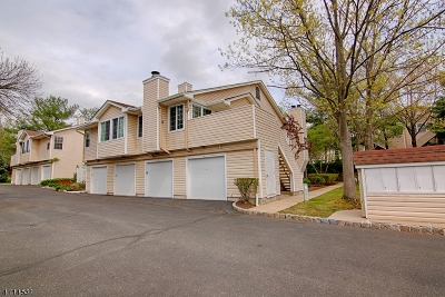 Bedminster Twp. Condo/Townhouse For Sale: 66 Wendover Ct