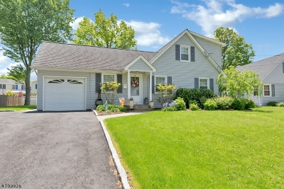 Clark Twp. Single Family Home For Sale: 323 West Ln