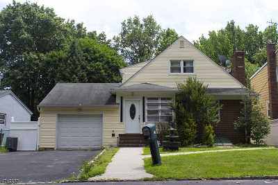 Union Twp. Multi Family Home For Sale: 2214 Halsey St