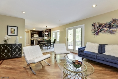Randolph Twp. Single Family Home For Sale: 26 Wilkeshire Blvd