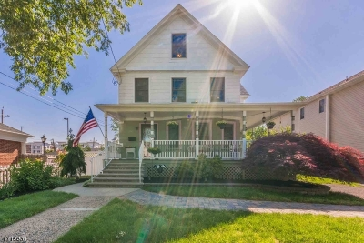 Cranford Twp. Single Family Home For Sale: 205 Walnut Ave
