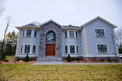 Parsippany-Troy Hills Twp. Single Family Home For Sale: 591 Park Rd
