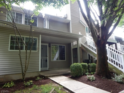 Bedminster Twp. Condo/Townhouse For Sale: 3 Stevens Ct