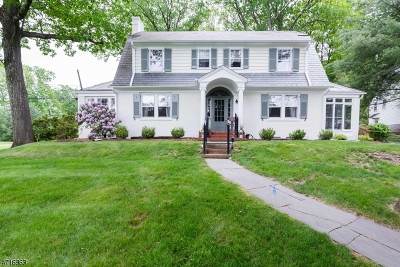 Morris Twp. Single Family Home For Sale: 1 Spring Brook Rd