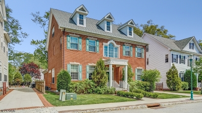 Livingston Twp. Single Family Home For Sale: 13 Carillon Cir