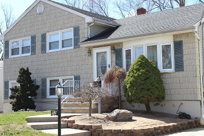 Edison Twp. Single Family Home For Sale: 52 Prospect Ave