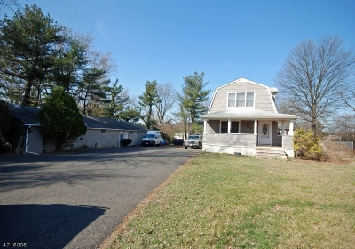 Bridgewater Twp. Single Family Home For Sale: 149 Foothill Rd #2