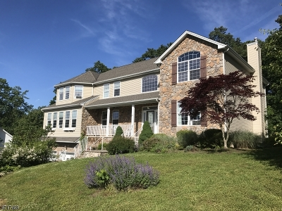 Denville Twp. Single Family Home For Sale: 27 Rock Ridge Rd