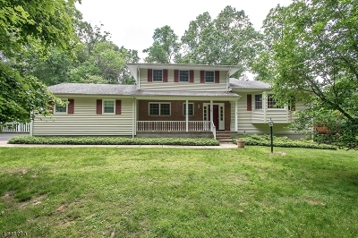 Bridgewater Twp. Single Family Home For Sale: 1726 Woodfield Rd