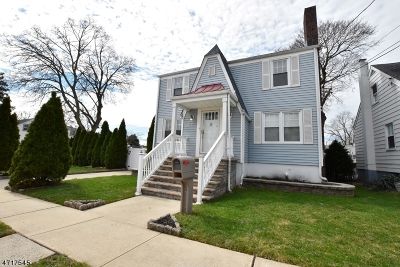 North Brunswick Twp. Single Family Home For Sale: 112 Haverford St