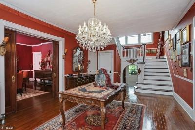 Plainfield City Single Family Home For Sale: 1060 Hillside Avenue