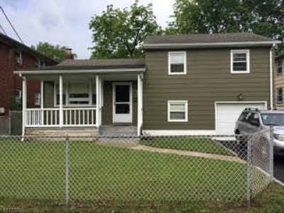 Kenilworth Boro Single Family Home For Sale: 236 N 10th St