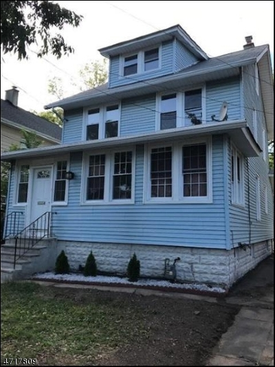 Roselle Boro Single Family Home For Sale: 316 W 3rd Ave