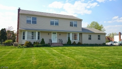 East Hanover Twp. Single Family Home Active Under Contract: 3 Trinity Pl