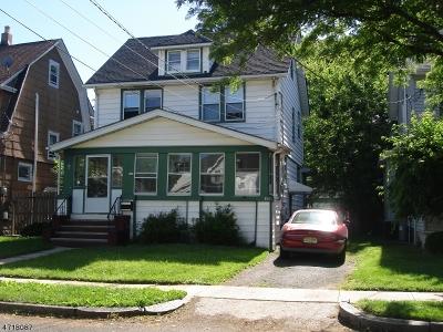 Roselle Park Boro Single Family Home For Sale: 518 Hemlock St