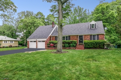 Springfield Twp. Single Family Home Active Under Contract: 58 High Point Dr