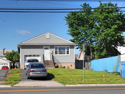 Elizabeth City Single Family Home For Sale: 1128 S Elmora Ave