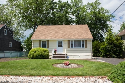 Kenilworth Boro Single Family Home For Sale: 730 Kingston Ave