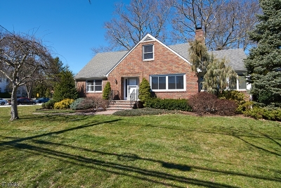 Springfield Twp. Single Family Home For Sale: 4 Golf Oval