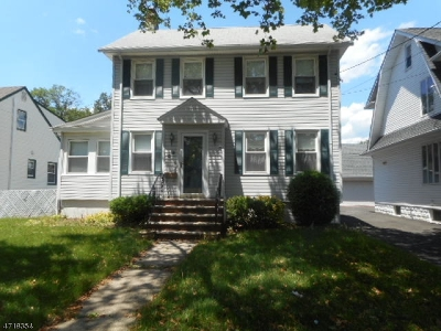 Roselle Park Boro Single Family Home For Sale: 59 W Roselle Ave