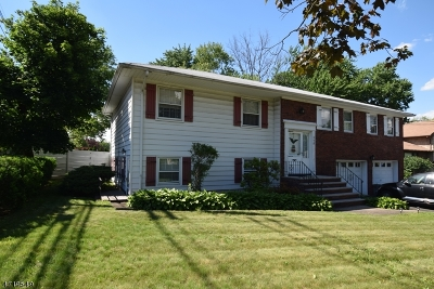 Springfield Twp. Single Family Home For Sale: 298 Mountain Ave