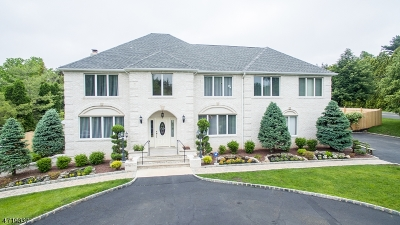 Scotch Plains Twp. Single Family Home For Sale: 1 Winchester Dr