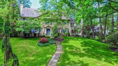 Plainfield City Single Family Home Active Under Contract: 910 Charlotte Road