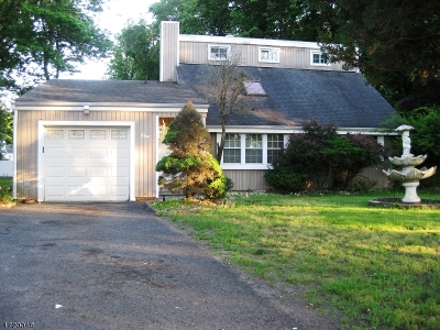 Piscataway Twp. Single Family Home Active Under Contract: 1 Myrtle Ave