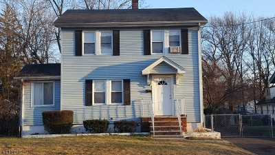 Piscataway Twp. Single Family Home For Sale: 1747 W 3rd St