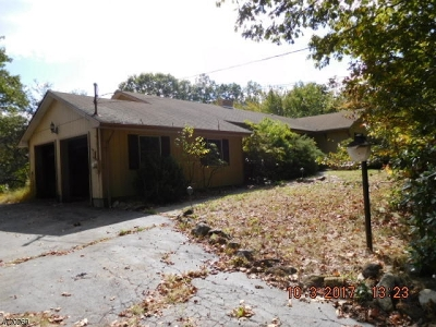 Sparta Twp. Single Family Home For Sale: 61 Ridge Rd