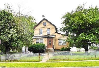 ROSELLE Single Family Home For Sale: 162 E 7th Ave
