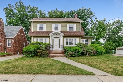 Union Twp. Single Family Home For Sale: 2050 Emerson Ave