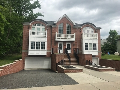 New Providence Boro Multi Family Home For Sale: 282 South St