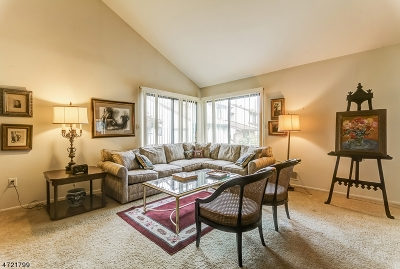 Florham Park Boro Condo/Townhouse For Sale: 250 Ridgedale Ave, R-5