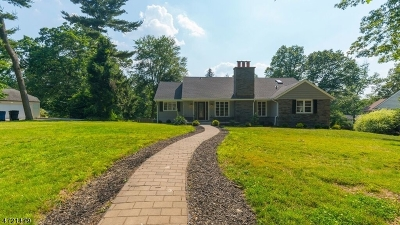 Plainfield City Single Family Home Active Under Contract: 936-42 Belvidere Ave