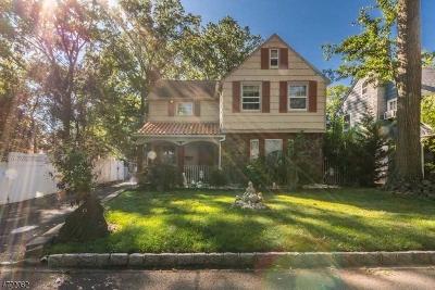 Roselle Park Boro Single Family Home For Sale: 9 Rhoda Ter