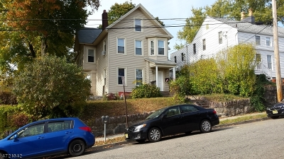 Boonton Town Multi Family Home For Sale: 116 Church St