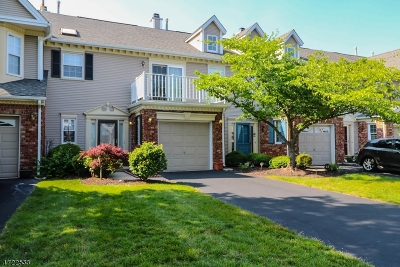 Bridgewater Twp. Condo/Townhouse For Sale: 702 Bayley Ct