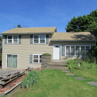 Holland Twp., Milford Boro Single Family Home For Sale: 199 Hillcrest Dr