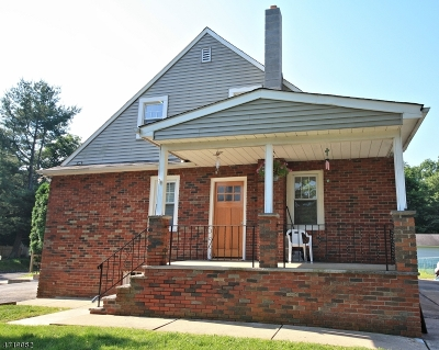 Bridgewater Twp. Multi Family Home For Sale: 38 Duval St